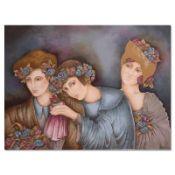 Brides maids by Ran, Haya