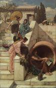 John Waterhouse - Diogenes