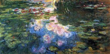 Claude Monet - Water Lillies # 4