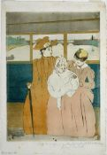 Cassatt - In the Omnibus
