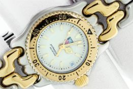 Ladies TAG Heuer 200 Meters Professional With Warranty Papers