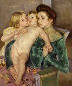 Cassatt - The Caress