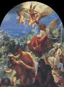 Adam Elsheimer - The Baptism of Christ