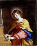Guercino - St. Cecilia