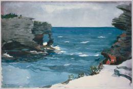 Homer - Rocky Shore, Bermuda