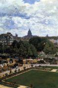 Claude Monet - The Garden of the Infanta