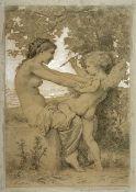 William Bouguereau - Loves Resistance