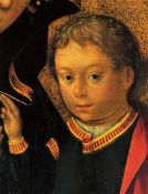 Hans Holbein - The Christ