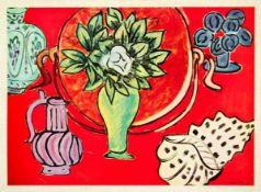 "Henri Matisse ""Still Life with a Magnolia"""