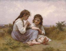 William Bouguereau - A Childhood Idyll 1900