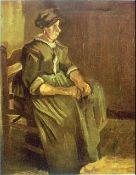 Van Gogh - Sitting