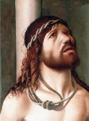 Antonello da Messina - Christ at the Column