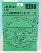 Jahrbuch für Eisenbahngeschichte 1998