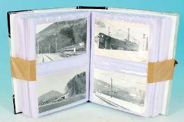 200 private Eisenbahn-Fotos