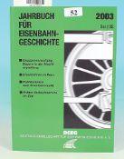 Jahrbuch für Eisenbahngeschichte 2003
