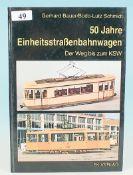 50 Jahre Einheitsstraßenbahnwagen 1994