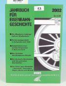Jahrbuch für Eisenbahngeschichte 2002