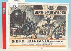 Katalog Kopie BING Firma M. Bär / Hannover