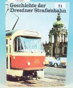 Geschichte der Dresdner Straßenbahn