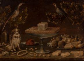 Workshop of BLAS DE LEDESMA (Documented in Granada between 1602 and 1614); first half of the XVII