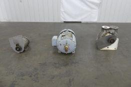 Lot of (2) Baldor Electric Motors 60 and 10 HP