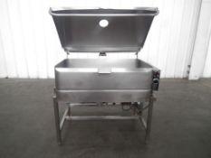 Groen NHFP E-4 Natural Gas Fryer