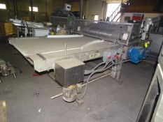 Beepex SG 1300 Roller Cutter and Slicer