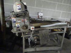 "APV Baker Inc 40"" Wide Guillotine Slicer Cutter"