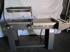 "Eastey RM1622T Manual L-Bar Sealer 16"" x 22"""