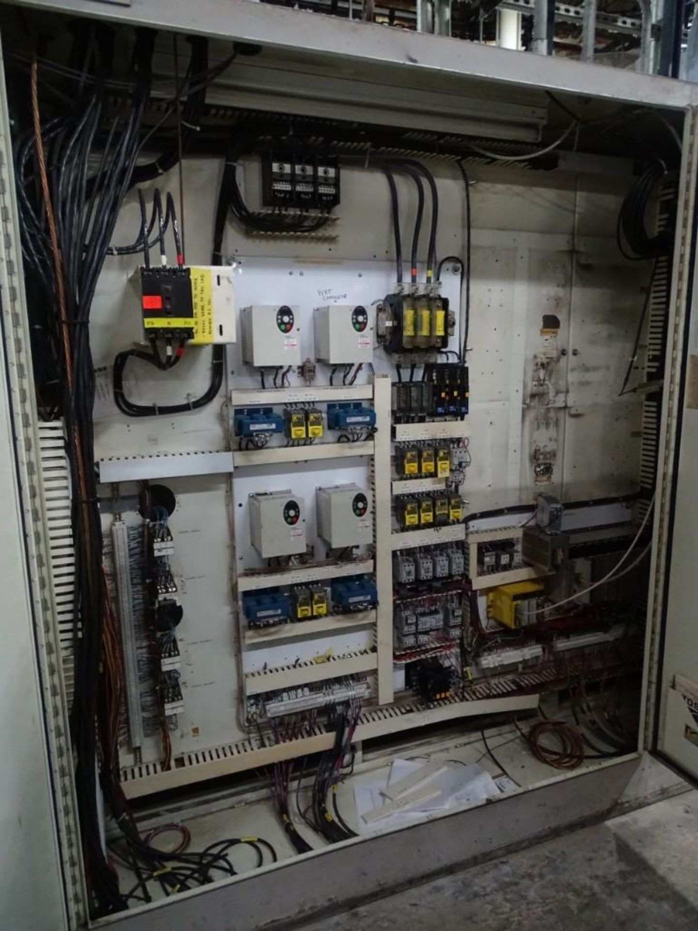 Control Panel with Contents - Image 5 of 6