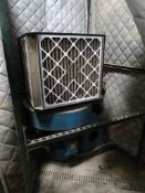 30HP Blower and Filter with Shroud
