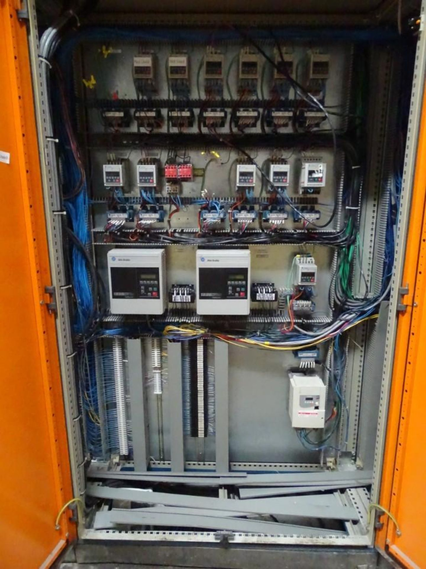 Large Control Panel with Contents - Image 4 of 5