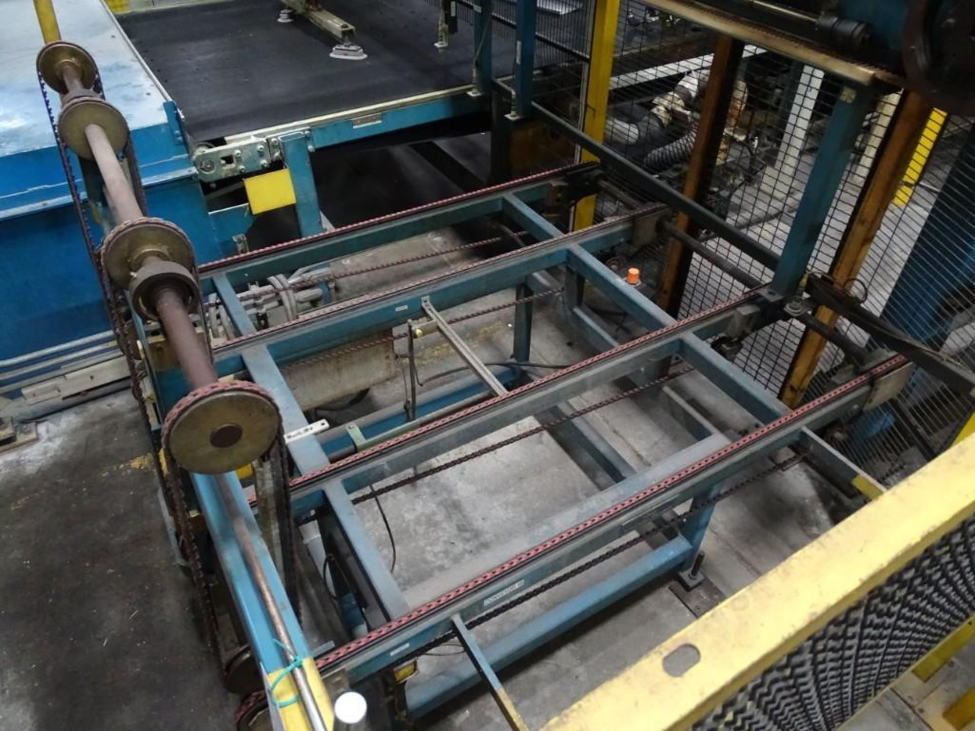"""Band Conveyor with Walkthrough Gate 90"""" L x 50"""" W - Image 3 of 3"""