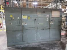 Electrical Panel with Contents