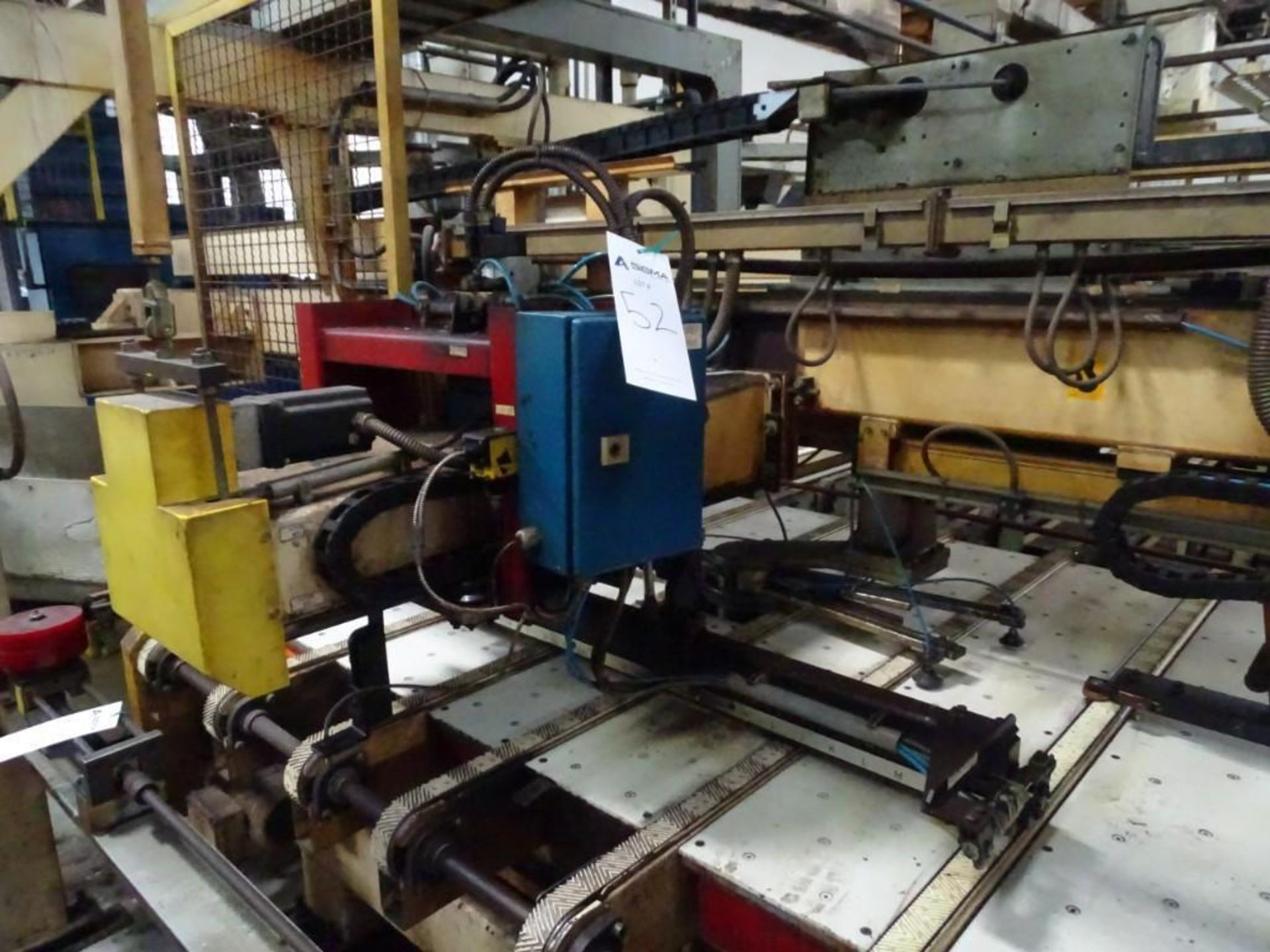 Bystronic Glass Edge Grinder with Conveyor Sections - Image 6 of 20