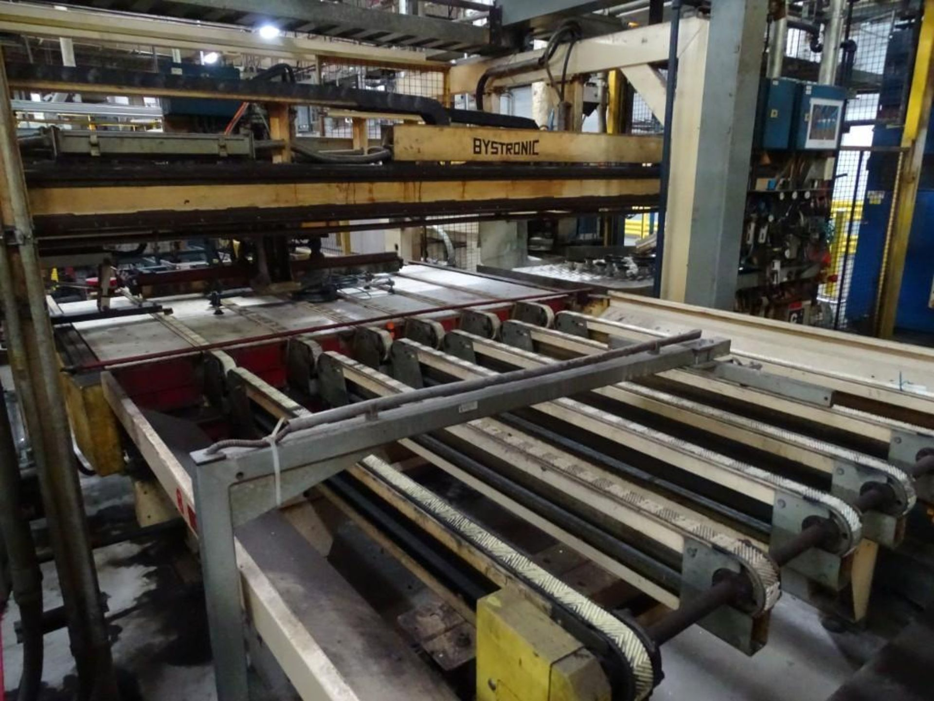 Bystronic Glass Edge Grinder with Conveyor Sections - Image 10 of 20