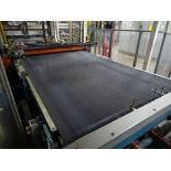 Billco Glass Cutter and Cutting Conveyor
