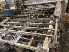 (2) Band Conveyors