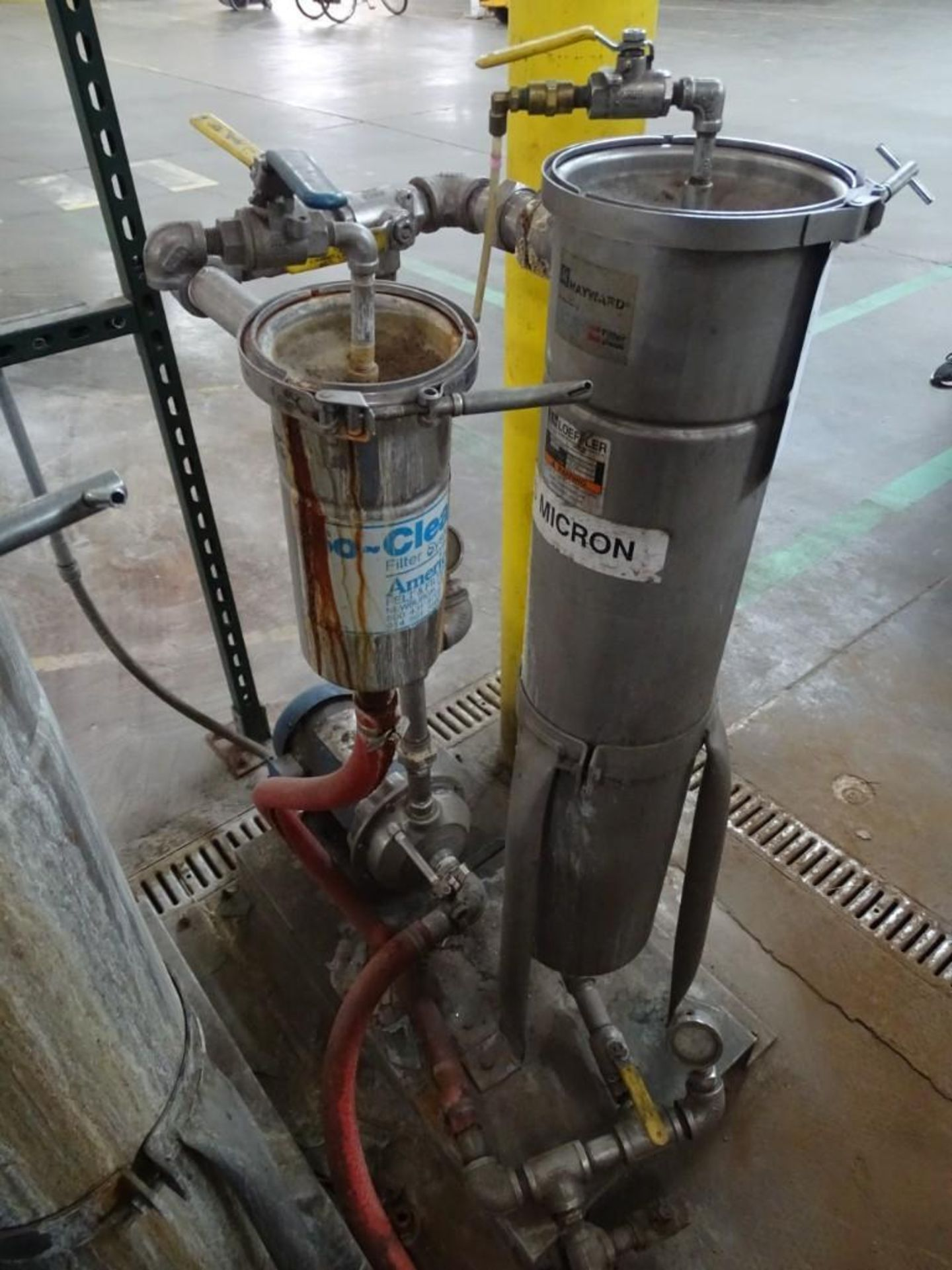 1.5 HP Centrifugal Pump with Filter Housing - Image 3 of 5