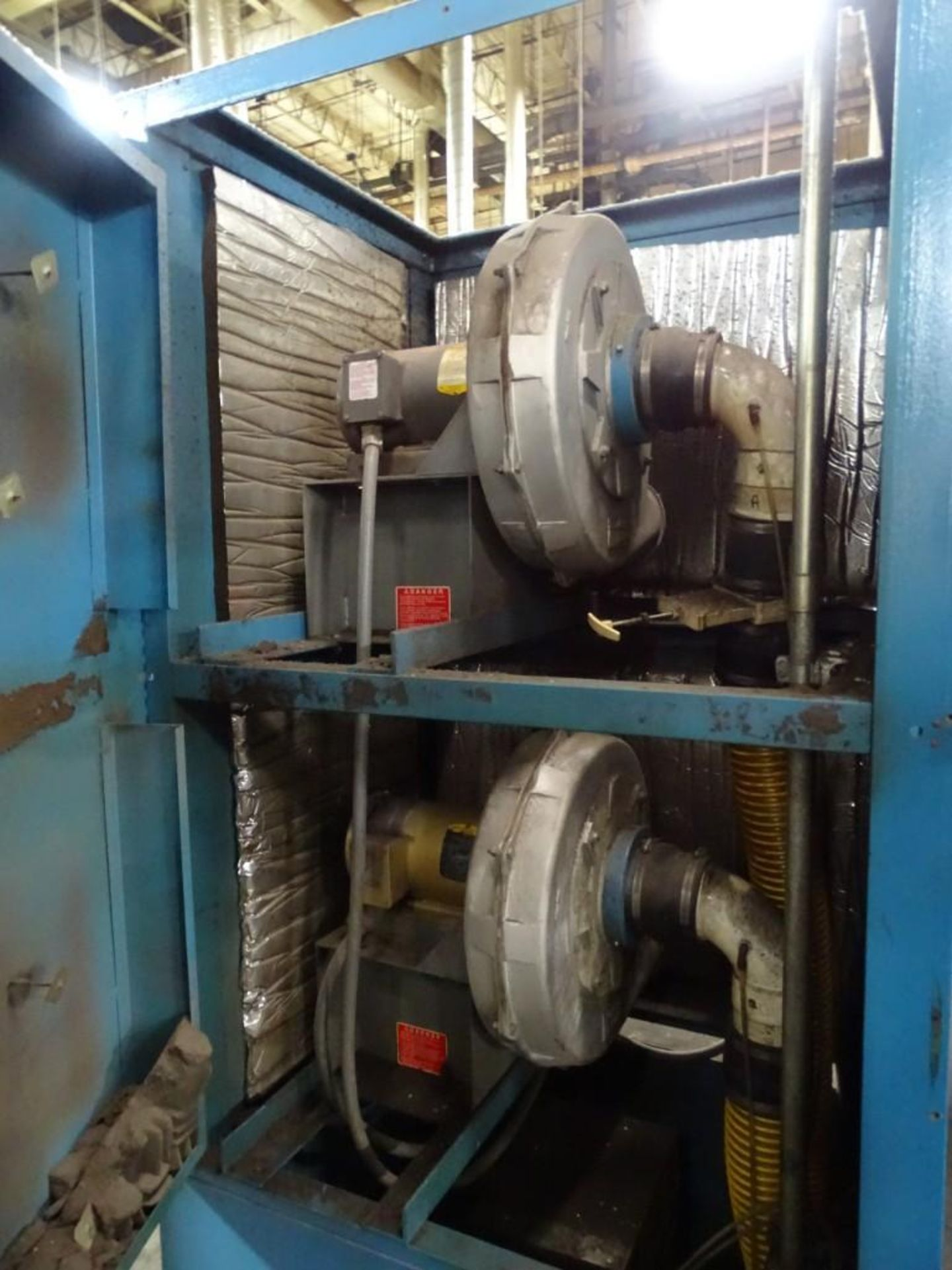 Billco Glass Cutting Conveyor System - Image 8 of 11