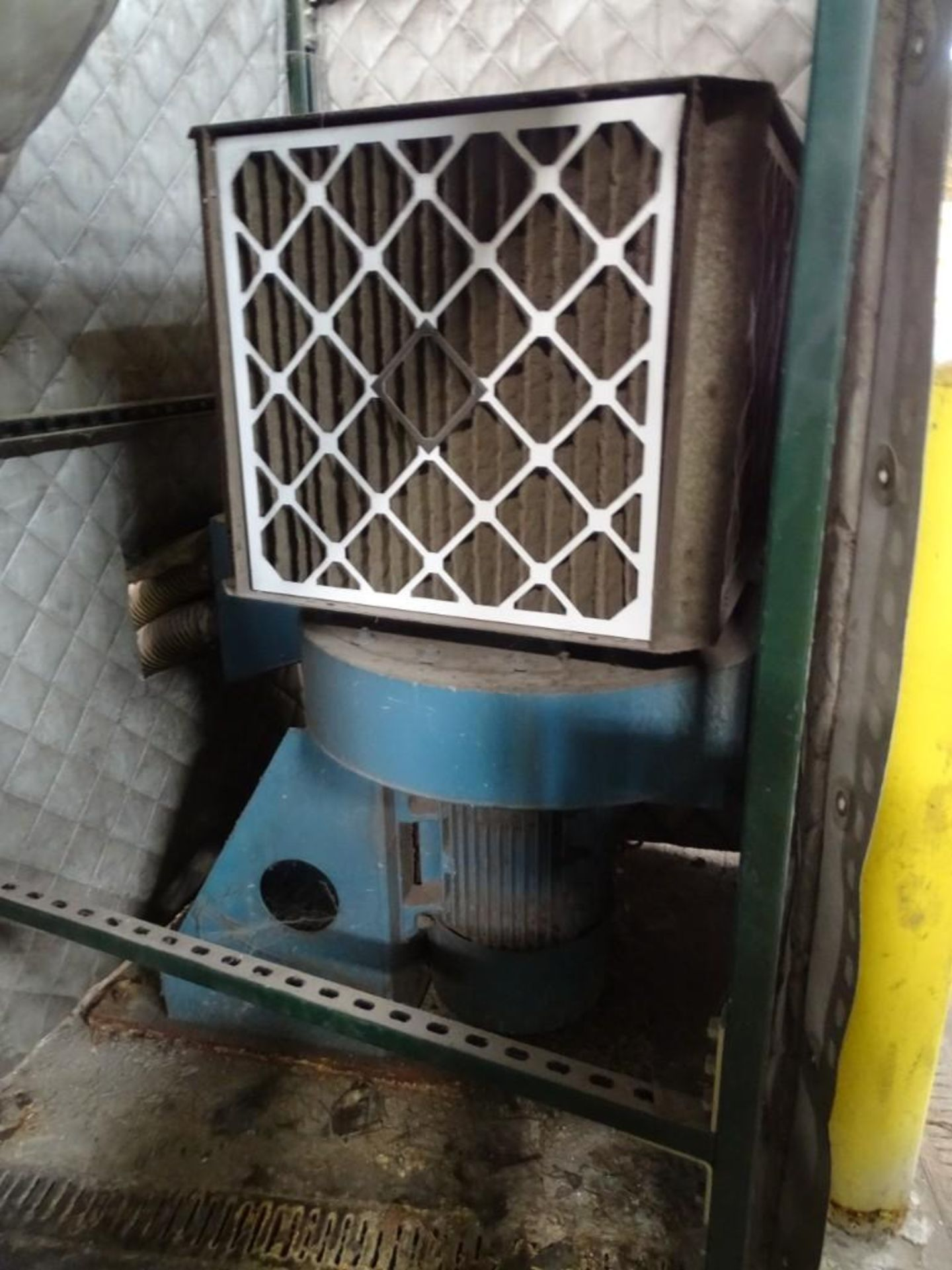 30HP Blower and Filter with Shroud - Image 2 of 3