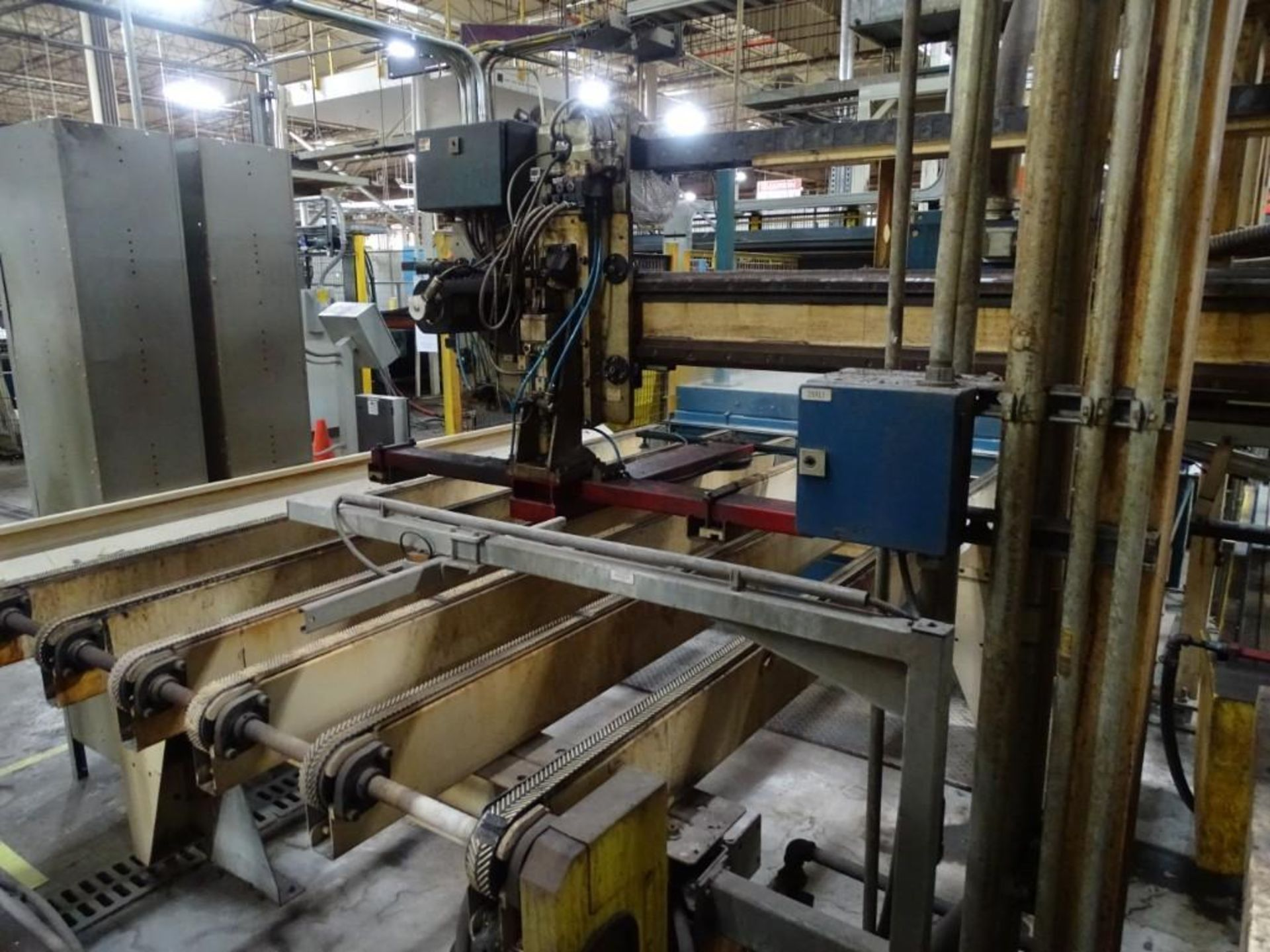 Bystronic Glass Edge Grinder with Conveyor Sections - Image 11 of 20