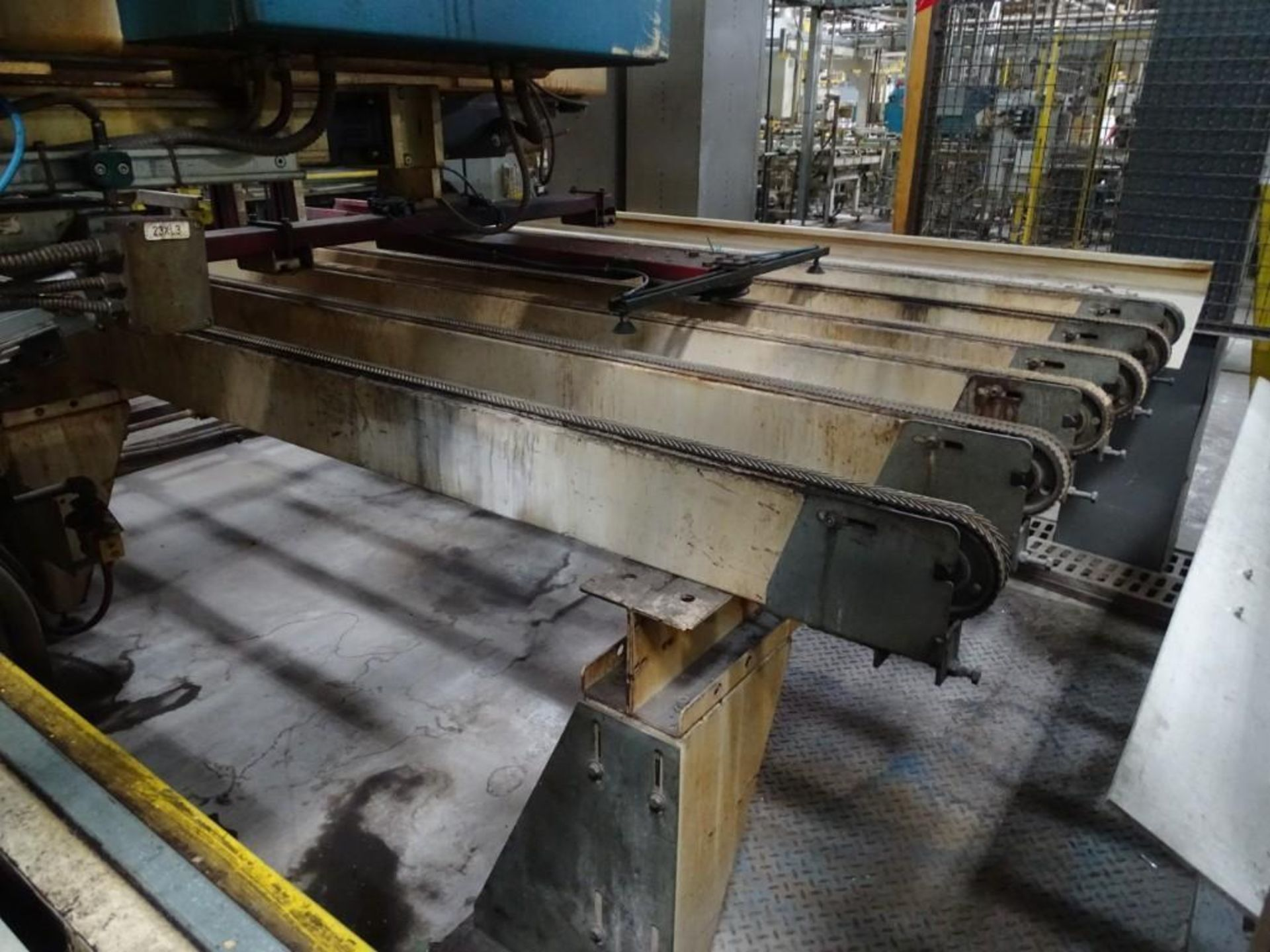 Bystronic Glass Edge Grinder with Conveyor Sections - Image 8 of 20