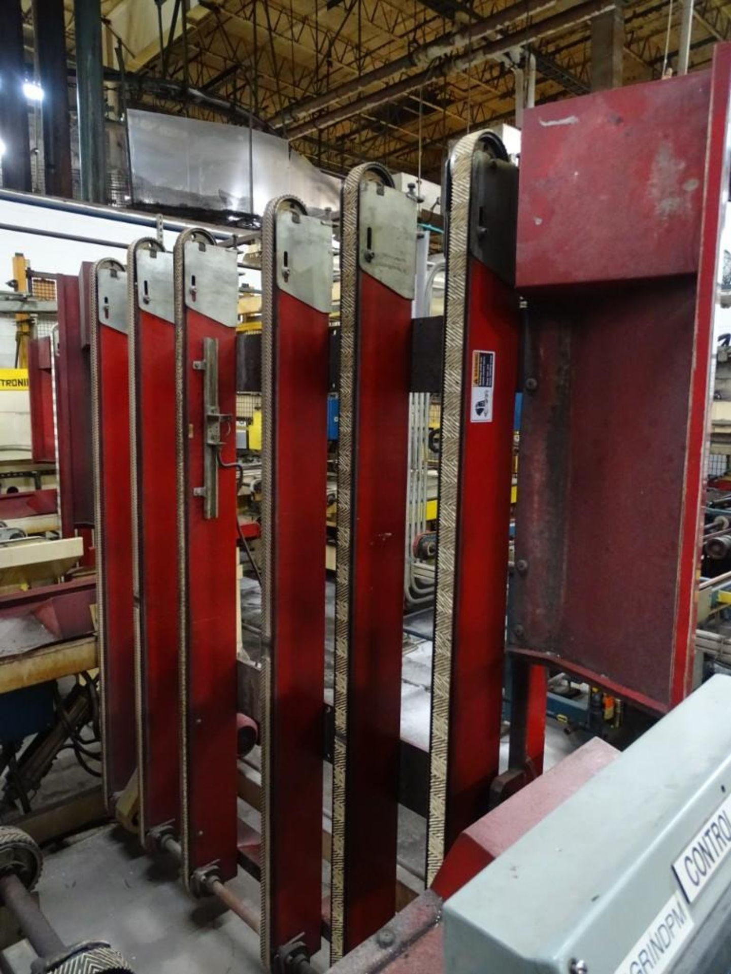 """Band Conveyor with Walkthrough Gate 72""""L x 61""""W - Image 2 of 4"""