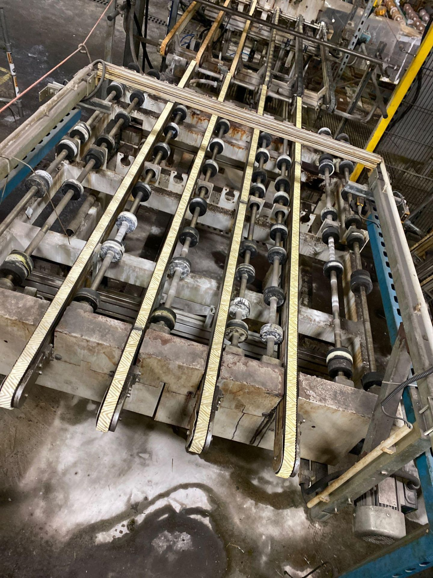 (2) Band Conveyors - Image 2 of 3