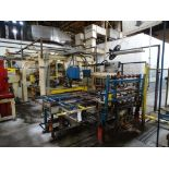 Bystronic Glass Edge Grinder with Conveyor Sections