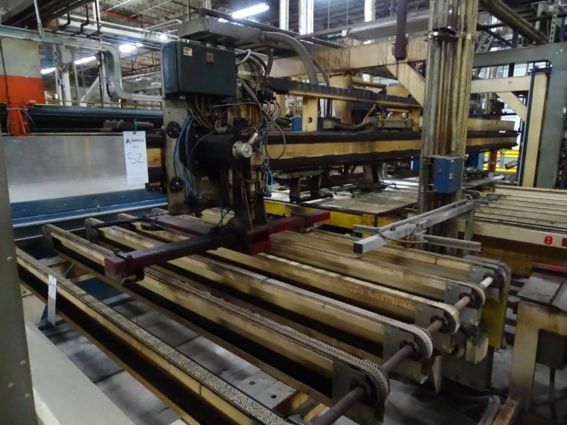 Bystronic Glass Edge Grinder with Conveyor Sections - Image 12 of 20