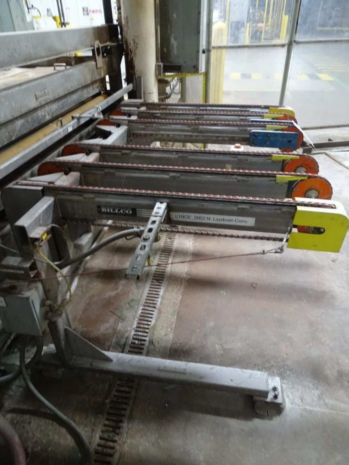 "Billco Band Conveyor 51"" L x 61"" W - Image 2 of 3"