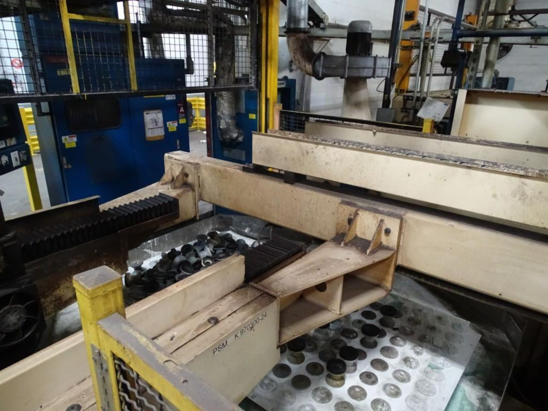 Bystronic Glass Edge Grinder with Conveyor Sections - Image 3 of 20
