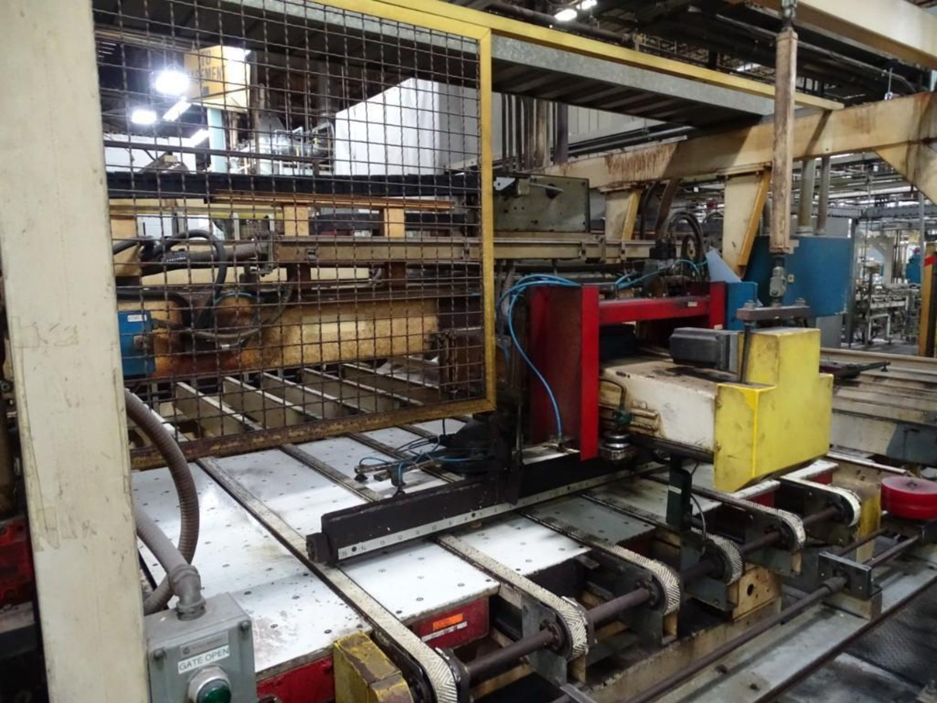 Bystronic Glass Edge Grinder with Conveyor Sections - Image 4 of 20